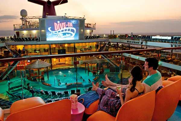 Carnival carnival pride cruises american discount - Dive in movie ...